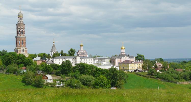 Монастырь в Пощупово
