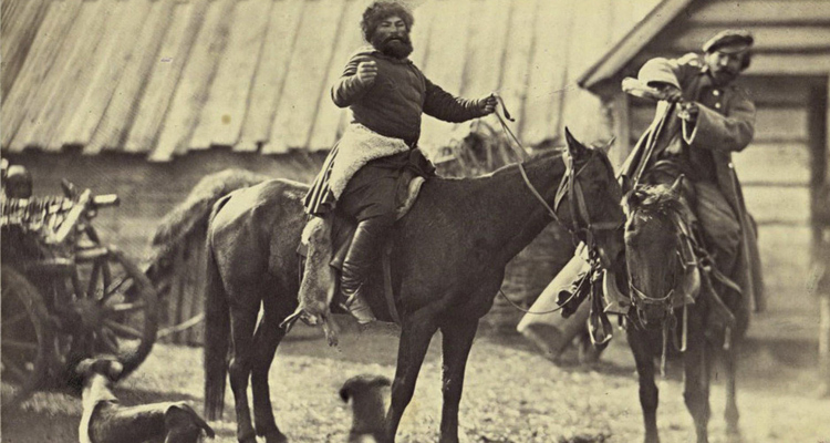Исторические фотографии музея в Раздорском