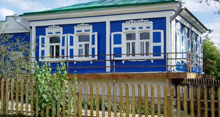 Дом-музей Шолохова в Вешенской
