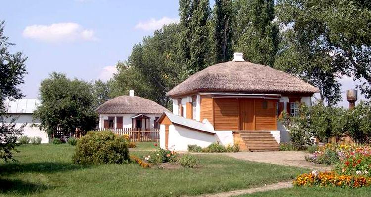 Хутор Кружилинский - дом семьи Шолоховых