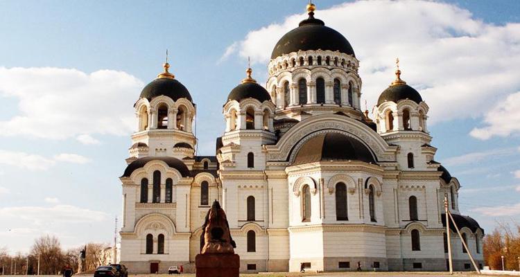 Новочеркасск: Всеказачий собор