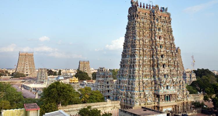 Храмы Мадурая
