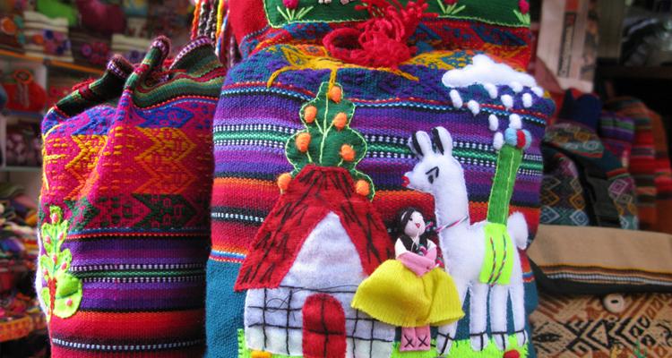 Сувениры из Перу