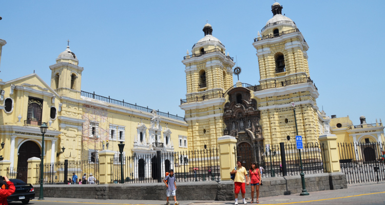 Собор в Лиме